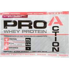Protein Powder Stickpack Packaging